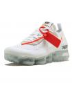 Кроссовки Nike Air Vapormax x Off White White