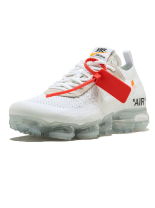 Кроссовки Nike Air Vapormax x Off White White