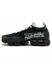 Кроссовки Nike Air Vapormax x Off White Fk Black White Clear