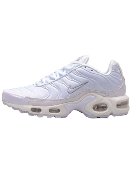 Кроссовки Nike Air Max Plus TN White-Neutral Grey/White