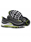 Кроссовки Nike Air 97 Black Volt/Metallic Silver/White