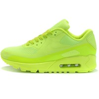 Кроссовки Nike Air Max 90 HyperFuse Bright Green