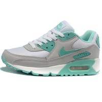Кроссовки Nike Air Max 90 Grey/Mint