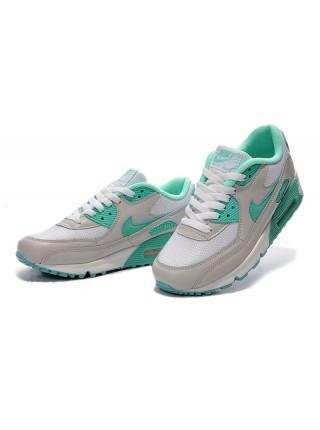 Кроссовки Nike Air Max 90 Grey/Mint