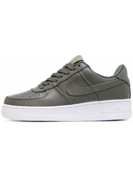 Кроссовки Nike Air Force 1 Low Leather Khaki