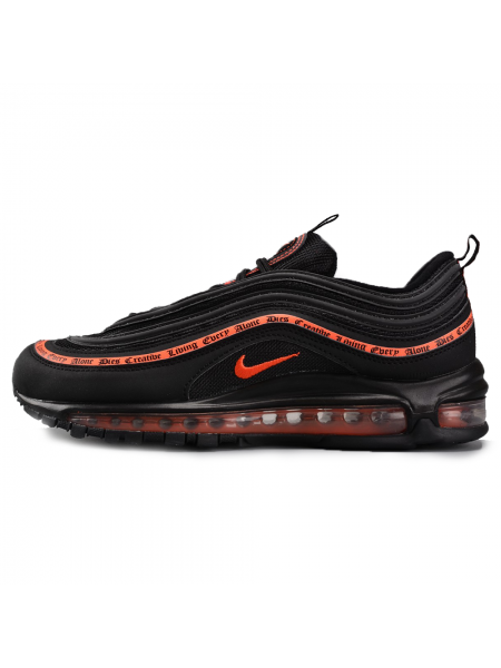 Кроссовки Nike Air Max 97 Black/Orange