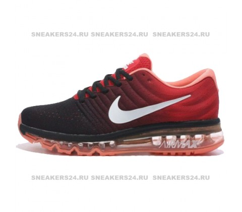 Кроссовки Nike Air Max 2017 Black/Red
