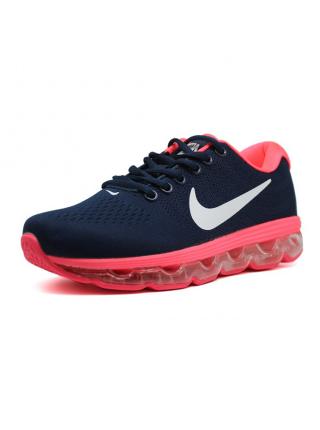 Кроссовки Nike Air Max 2018 Navy/Pink