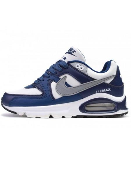 Кроссовки Nike Air Max Skyline Dk Blue/White