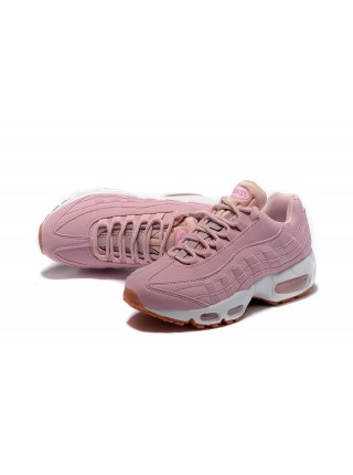 Кроссовки Nike Air Max 95 Premium Pink Oxford/Pink Oxford
