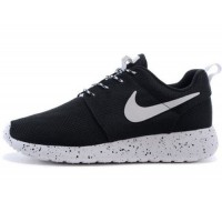 Кроссовки Nike Roshe Run Noir Blanc Supreme Black/White