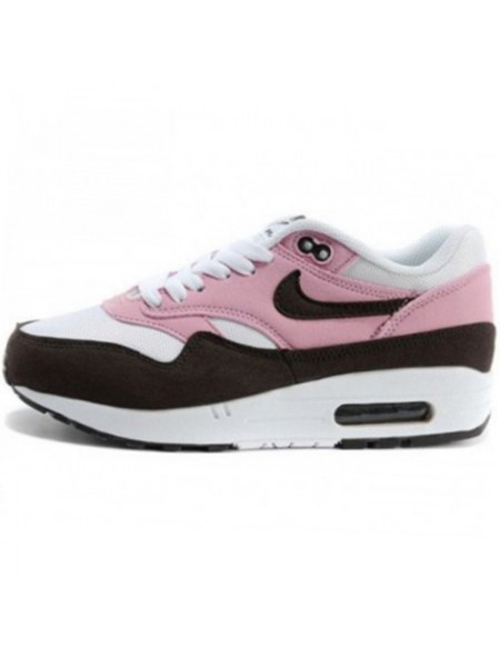 Кроссовки Nike Air Max 87 Pink/White/Brown