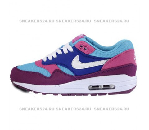 Кроссовки Nike Air Max 87 Purple/Blue/Pink