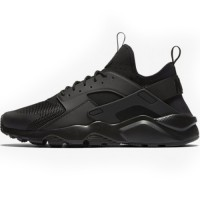 Кроссовки Nike Air Huarache Ultra Triple Black