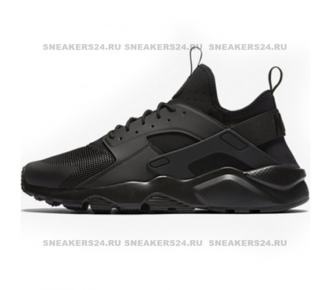 Кроссовки Nike Air Huarache Ultra Triple Black