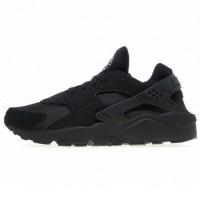 Кроссовки Nike Air Huarache  All Black