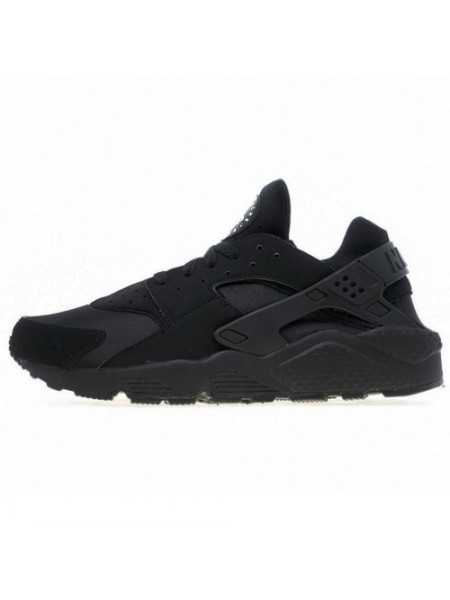 Кроссовки Nike Air Huarache  All Black