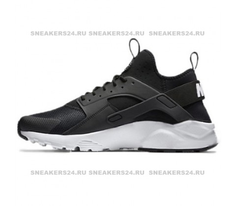 Кроссовки Nike Air Huarache Run Ultra Black/White