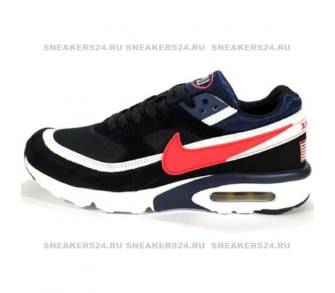 Кроссовки Nike Air Max Skyline Black/Red