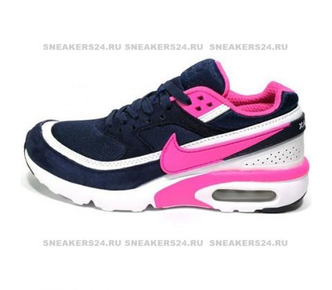 Кроссовки Nike Air Max Skyline Blue/Pink