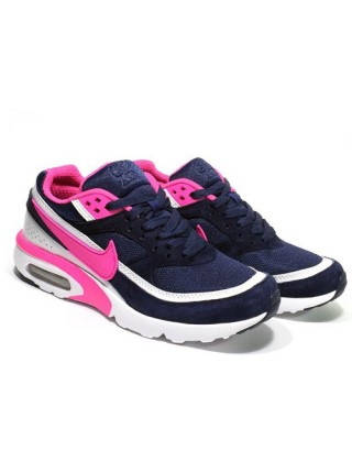 Кроссовки Nike Air Max Skyline Blue/Pink