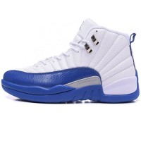 Кроссовки Nike Air Jordan 12 Retro Jumpmen Blue/White