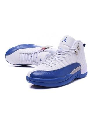 Кроссовки Nike Air Jordan 12 Retro Jumpmen Blue/White