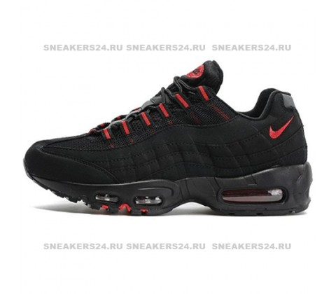 Кроссовки Nike Air Max 95 Red/Black