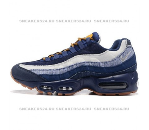 Кроссовки Nike Air Max 95 Blue/White