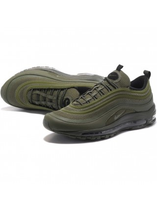 Кроссовки Nike Air Max 97 Army Green/Black