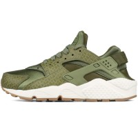 Кроссовки Nike Air Huarache Premium Green