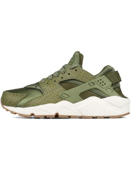 Кроссовки Nike Air Huarache Premium Green