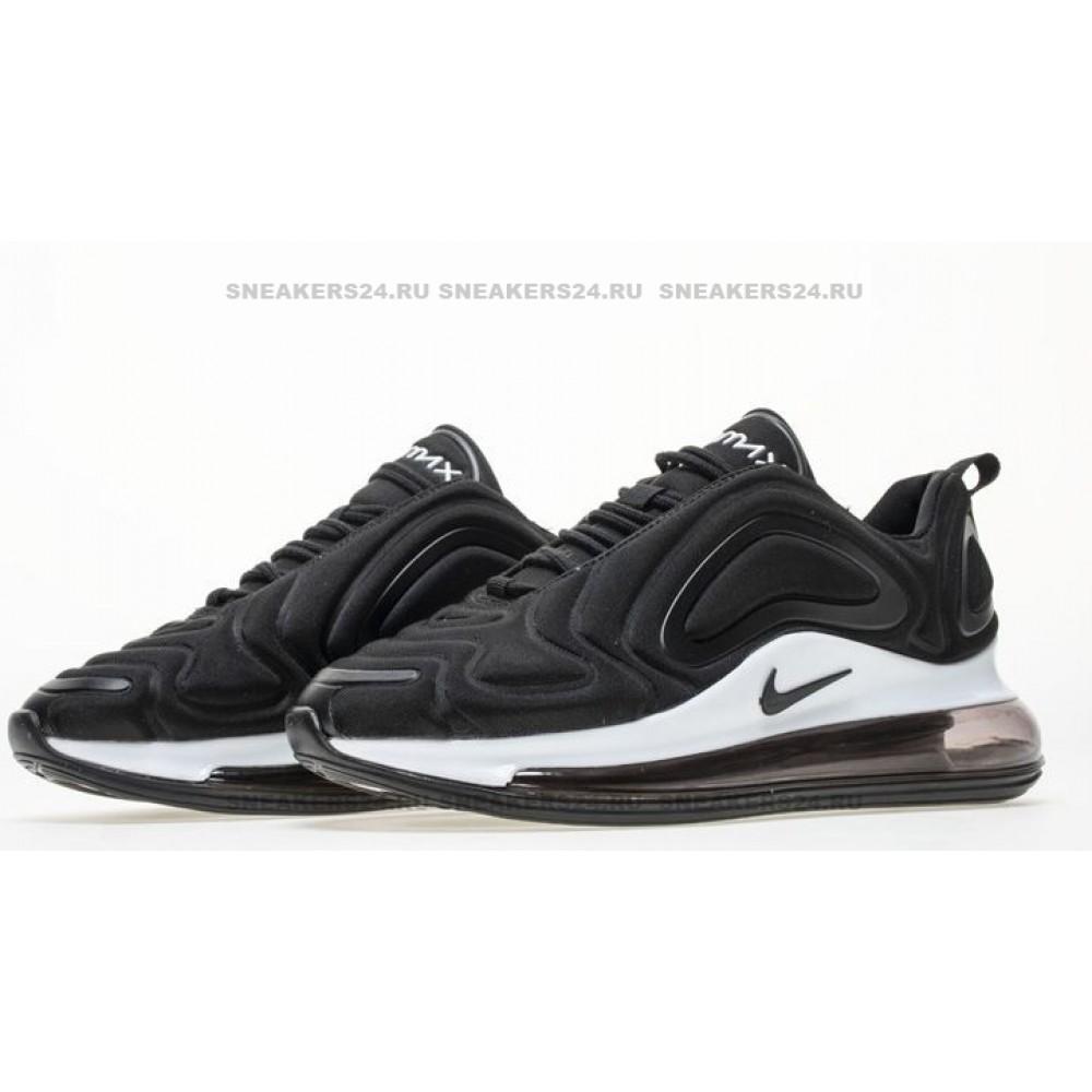 c26f35f6 Nike Air Max 720 (Black/White)