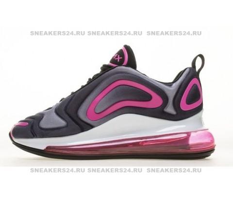 Nike Air Max 720 Black-Rouse