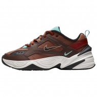 Nike M2K Tekno (Mahogany Mink/Black/Orange)