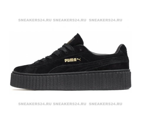 Кроссовки Puma by Rihanna Black