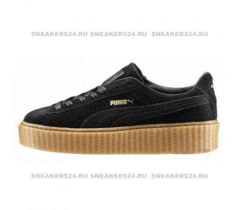 Кроссовки Puma by Rihanna Black/Biege