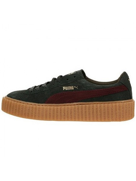 Кроссовки Puma by Rihanna Green/Red