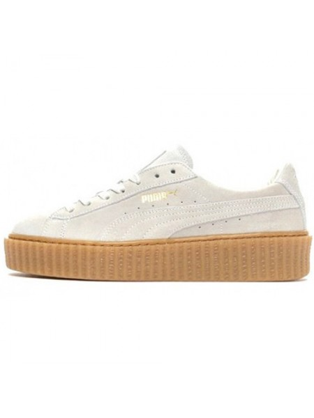 Кроссовки Puma by Rihanna White/Biege