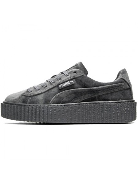 Кроссовки Puma Creeper by Rihanna Velvet Grey