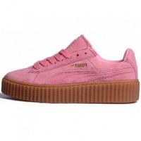 Кроссовки Puma x Rihanna Creeper Cloud Pink/Cloud Pink/Oatmeal