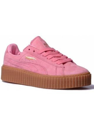 ... Кроссовки Puma x Rihanna Creeper Cloud Pink Cloud Pink Oatmeal 21a75e4b79f