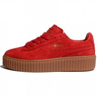Кроссовки Puma x Rihanna Creeper Red/Red/Oatmeal