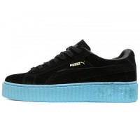 Кроссовки Puma X Rihanna Creeper Black Sky Blue