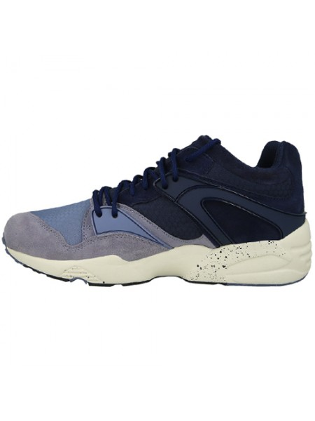Кроссовки Puma Trinomic Blaze Winter Tech Dark Blue/Light Blue