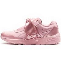 Кроссовки Puma Rihanna Fenty Pink Bow