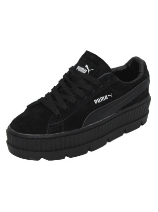 Кроссовки Puma by Rihanna Cleated Creeper Suede Black