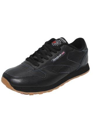 Кроссовки Reebok Classic All Black