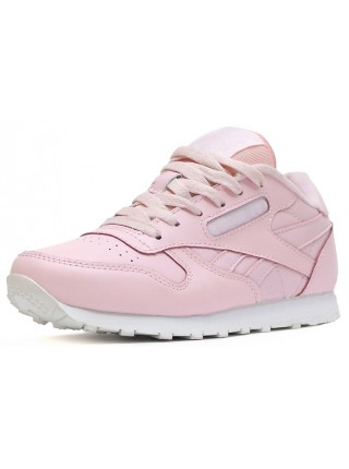 Кроссовки Reebok Classic Leather Dim Pink