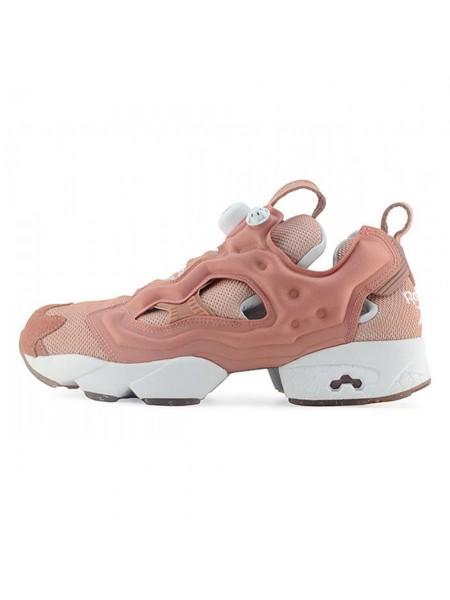 Кроссовки Reebok Insta Pump Fury Pink/White